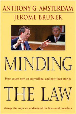Minding the Law 9780674002890
