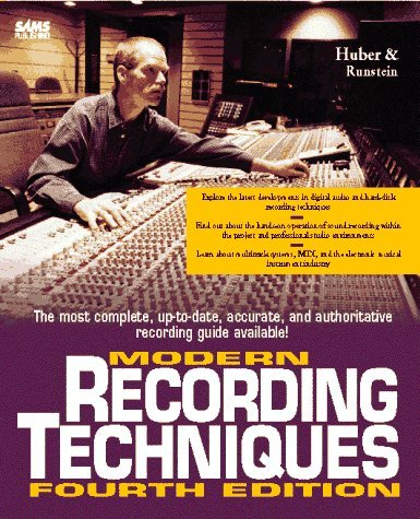 Modern Recording Techniques 9780672306396