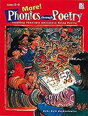 More Phonics Through Poetry: Teaching Phonemic Awareness Using Poetry 9780673363466