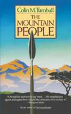 Mountain People 9780671640989