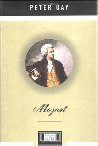 Mozart: A Penguin Life 9780670882380
