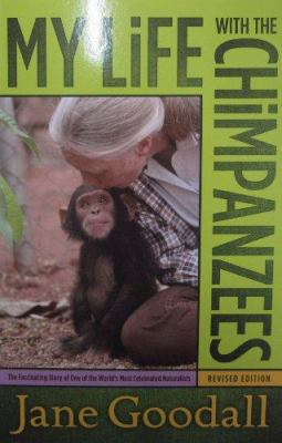 My Life with the Chimpanzees 9780671562717