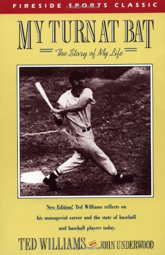 My Turn at Bat: The Story of My Life 9780671634230