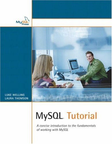 MySQL Tutorial 9780672325847
