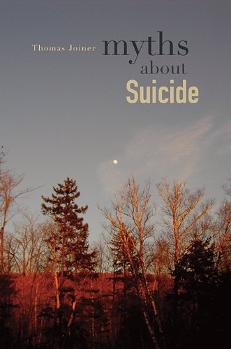 Myths about Suicide 9780674048225