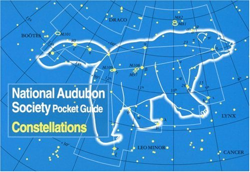 National Audubon Society Pocket Guide to Constellations of the Northern Skies 9780679779988