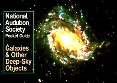 National Audubon Society Pocket Guide to Galaxies and Other Deep Sky Objects 9780679779964