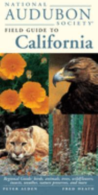 National Audubon Society Regional Guide to California 9780679446781