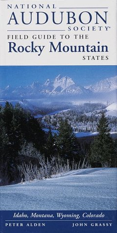 National Audubon Society Regional Guide to the Rocky Mountain States 9780679446811