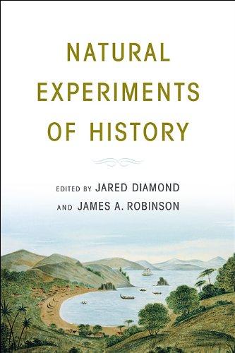 Natural Experiments of History 9780674035577