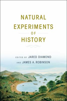 Natural Experiments of History 9780674060197