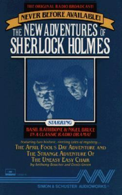 New Adventures of Sherlock Holmes III 9780671677855