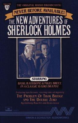 New Adventures of Sherlock Holmes, Vol.12: Problem 9780671707446