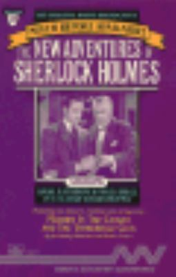 New Adventures of Sherlock Holmes, Vol.13: Murder in Casbah & Tankerville Club 9780671707453