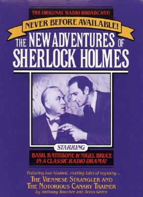 New Adventures of Sherlock Holmes Vol. #2 9780671664336