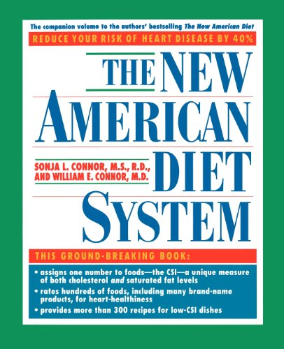 New American Diet System 9780671755034