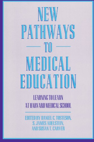 New Pathways in Medical Education: Learning to Learn at Harvard Medical School 9780674617391