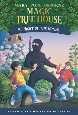Night of the Ninjas 9780679863717