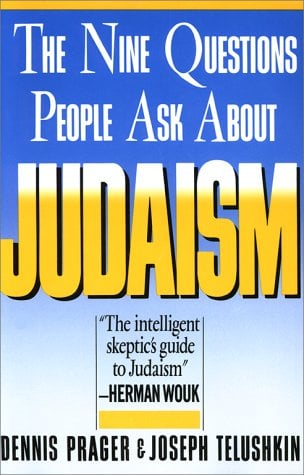 Nine Questions People Ask about Judaism 9780671622619