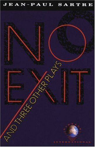 No Exit and Three Other Plays 9780679725169