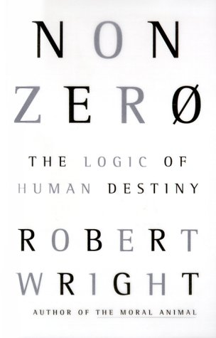 Nonzero the Logic of Human Destiny 9780679442523