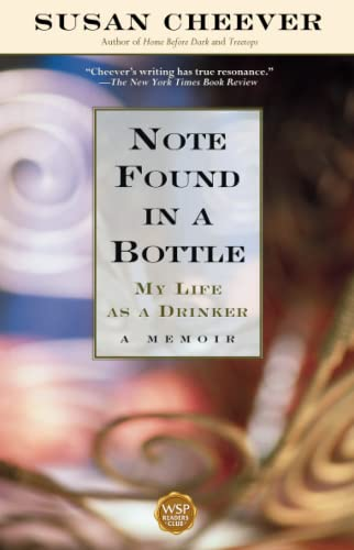 Note Found in a Bottle: My Life as a Drinker 9780671040734