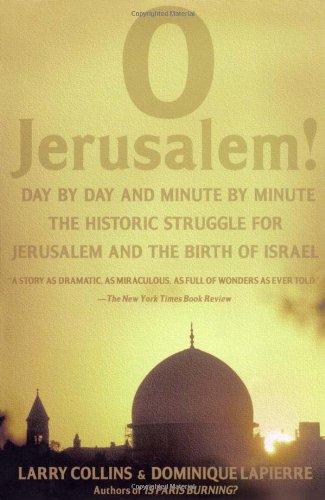 O Jerusalem 9780671662417