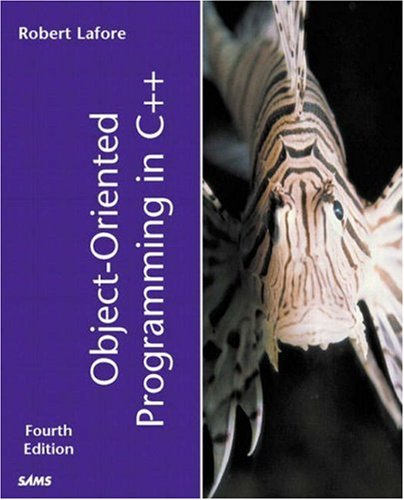 Object Oriented Programming in C++ 9780672323089
