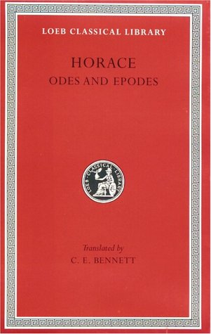 Odes and Epodes: , 9780674990371