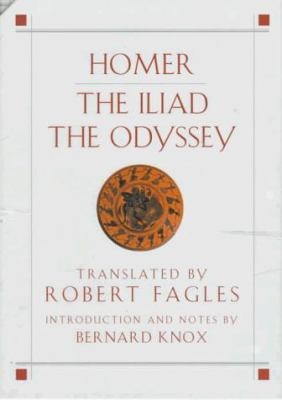 Odyssey, The/Iliad, the Boxed Set 9780670779642