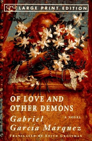 Of Love and Other Demons 9780679762843