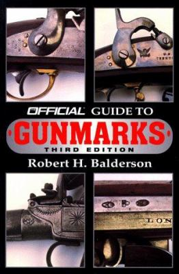 Official Guide to Gunmarks 9780676600391