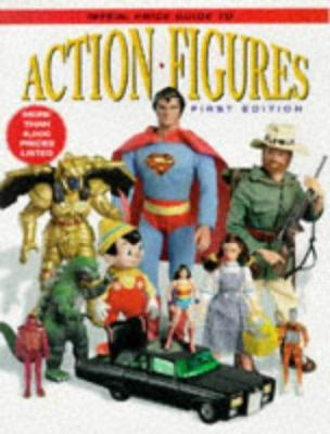Official Price Guide to Action Figures 9780676600803