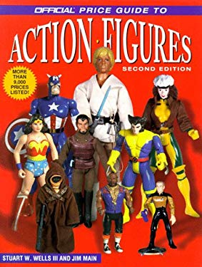 Official Price Guide to Action Figures: 2nd Edition 9780676601794