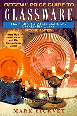 Official Price Guide to Glassware 2nd Edition 9780676601374