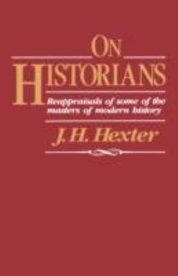 On Historians 9780674634275