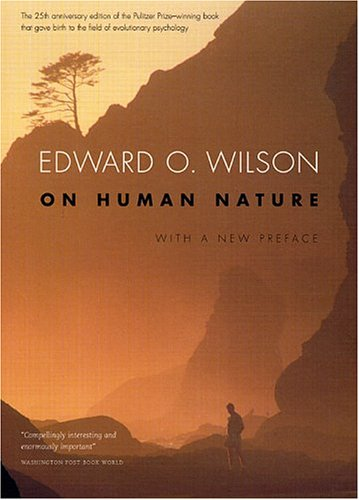On Human Nature: Revised Edition 9780674016385