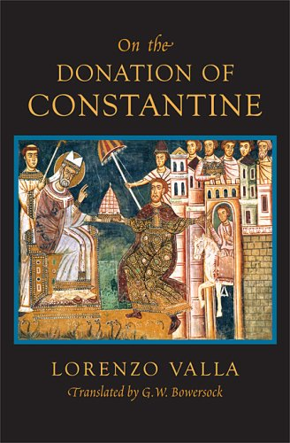 On the Donation of Constantine 9780674030893