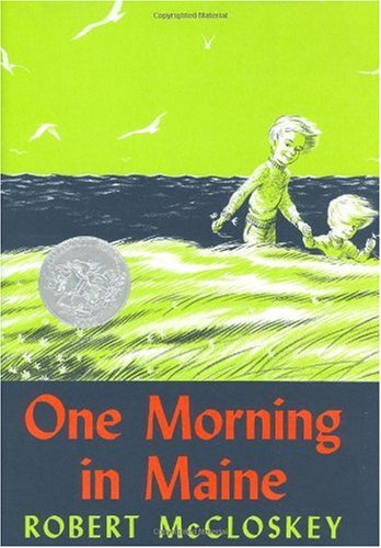 One Morning in Maine as book, audiobook or ebook.