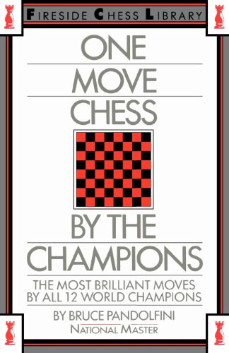 One Move Chess by the Champions 9780671606084