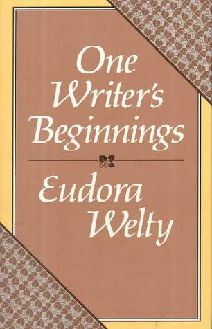 One Writer's Beginnings 9780674639256