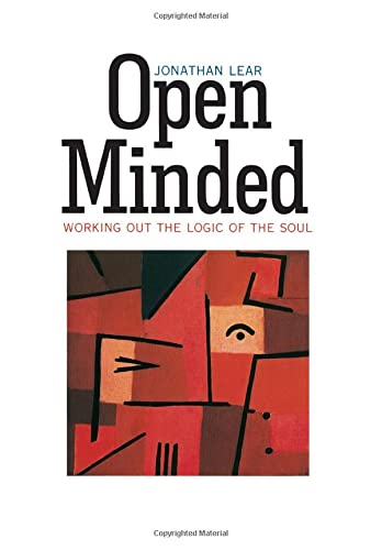 Open Minded: Working Out the Logic of the Soul 9780674455344