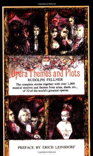 Opera Themes and Plots 9780671212155
