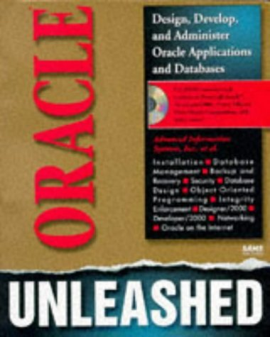 Oracle Unleashed 9780672308727
