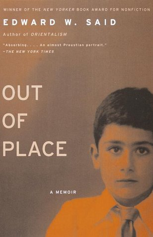 Out of Place: A Memoir 9780679730675