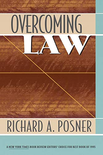 Overcoming Law 9780674649262