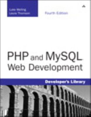 PHP and MySQL Web Development [With CDROM] 9780672329166