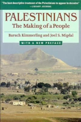 Palestinians: The Making of a People, 9780674652231