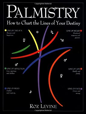 Palmistry: How to Chart the Lines of Your Life 9780671785017