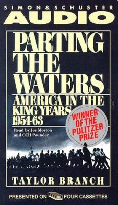 Parting the Waters: America in the King Years, 1954-63 9780671580728